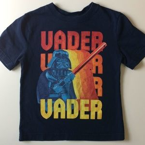 🐸Boys LEGO Star Wars Darth Vader Tee